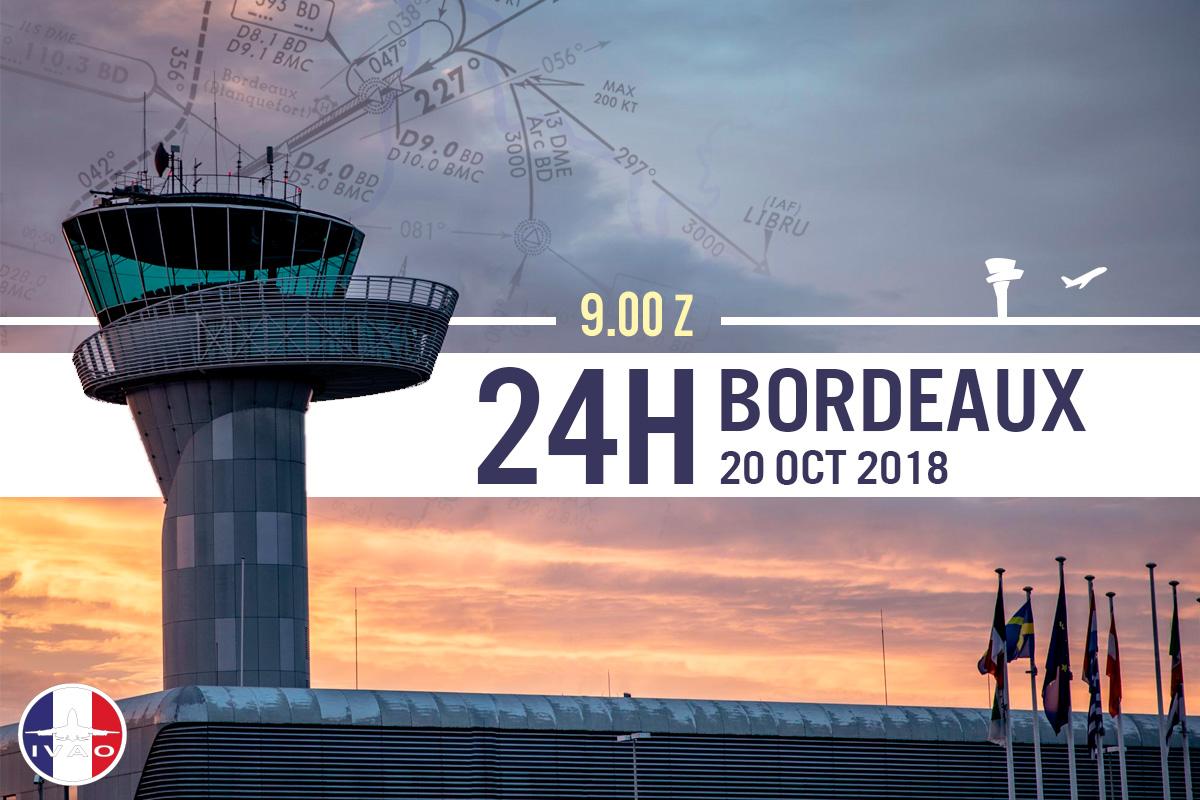 24H Bordeaux ATC Service