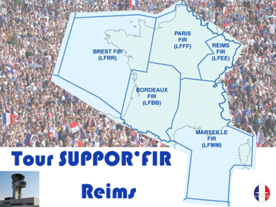 Support'fir reims