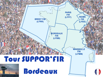 Support'fir bordeaux